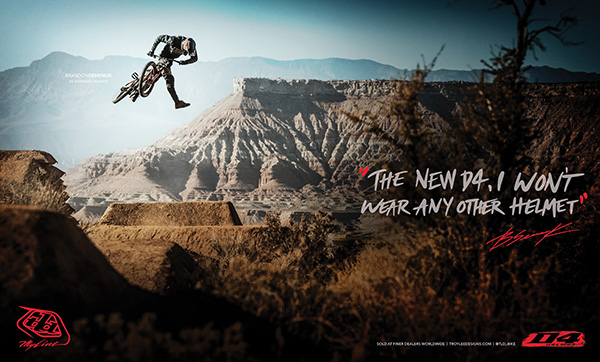 Troy Lee ヘルメット 自転車用 D4 Carbon 2020年 春モデル Stealth
