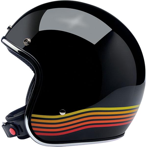 Biltwell ヘルメット Bonanza 2021年 最新モデル Spectrum