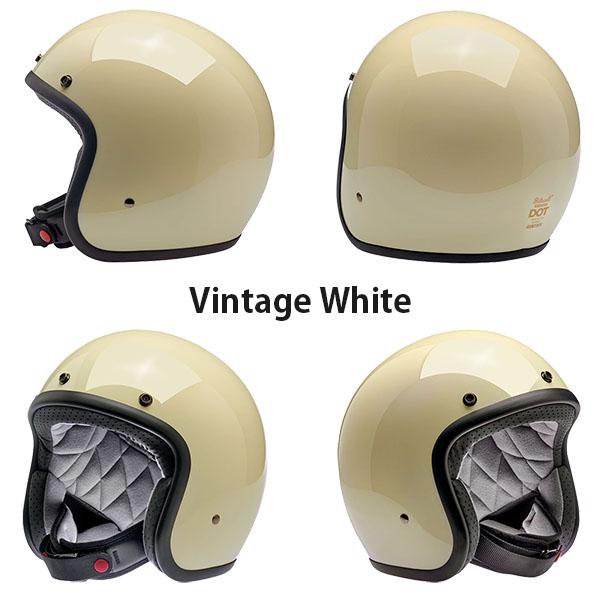 Biltwell ヘルメット Bonanza 2021年 最新モデル