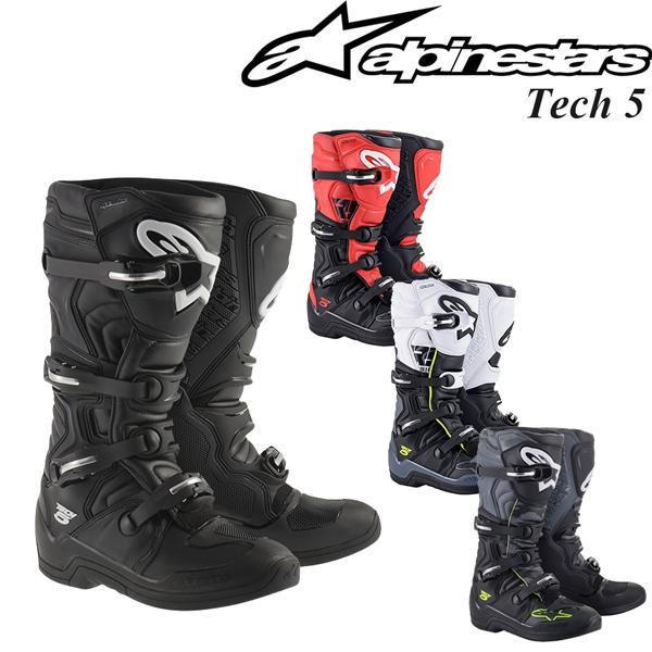 Alpinestars オフロードブーツ Tech 5 18-21年 現行モデル