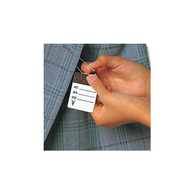 【数量特価】5インチ(130mm)タグファスナー(5000本/箱)