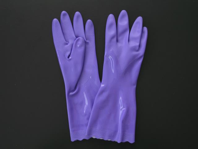 清掃用ビニール手袋 ビルパール厚手NP No.002 全3サイズ