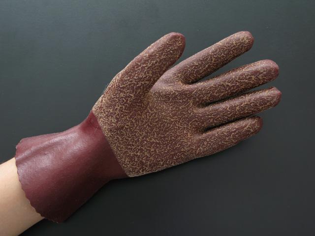天然ゴム作業用手袋のベストセラー トワロン No.151 全3サイズ