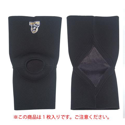 ひざ用 サポーター セイラス(seirus) ヒザサポーター オープンパットパテラ(1枚入り) ブラック Lサイズ
