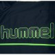 ヒュンメル(hummel)スウェットジップアップフーディジャケット HAP8209 インディゴネイビー