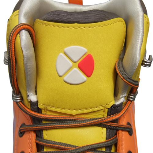 冬用 ハイキング ブーツ スノーキャラバン0023001 ウインターブーツ オレンジ 24.0/25.0cm(3E)