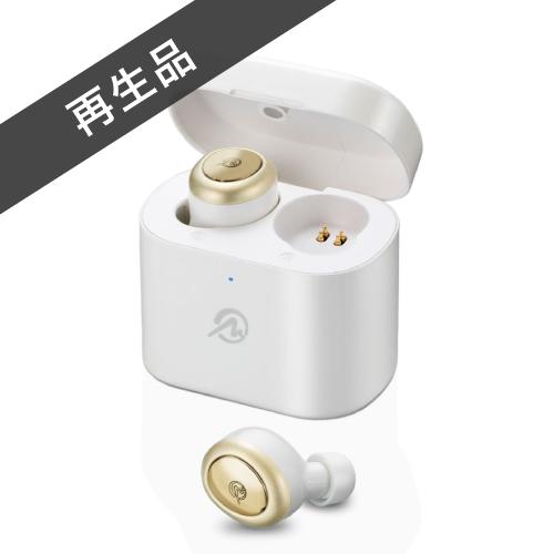 【M-SOUNDS再生品】 MS-TW2PWG ホワイト/ゴールド