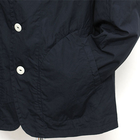 DANTON<br>【ダントン】<br>ラウンドカラー シングルジャケット Lady's<BR>【JD-8711 DUK】