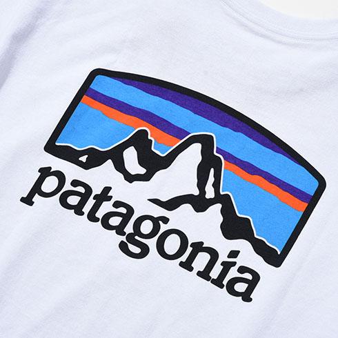 patagonia<br>Ms Fitz Roy Horizons Responsibili-Tee  【38501】<br>パタゴニア メンズ フィッツロイ ホライゾンズ レスポンシビリティー