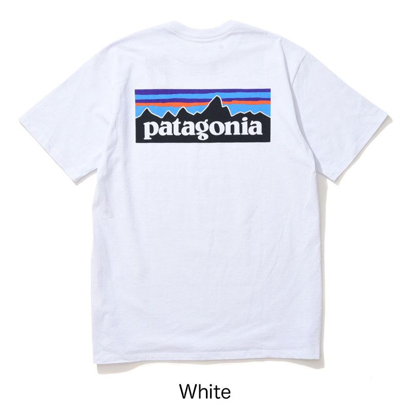 patagonia<br>Ms P-6 Logo Responsibili-Tee  【38504】<br>パタゴニア メンズ P-6 ロゴ レスポンシビリティー