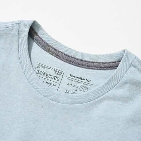 patagonia<br>Ms P-6 Logo Pocket Responsibili-Tee  【38512】<br>パタゴニア メンズ P-6 ロゴ ポケット レスポンシビリティー