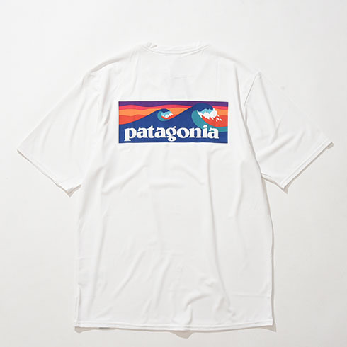 patagonia<br>Ms Capilene Cool Daily Graphic Shirt  【45235】<br>パタゴニア メンズ キャプリーン クール デイリー グラフィック シャツ