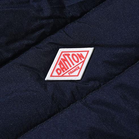 DANTON (ダントン)<br>ライトダウン フードジャケット Lady's<br> 【JD-8031】