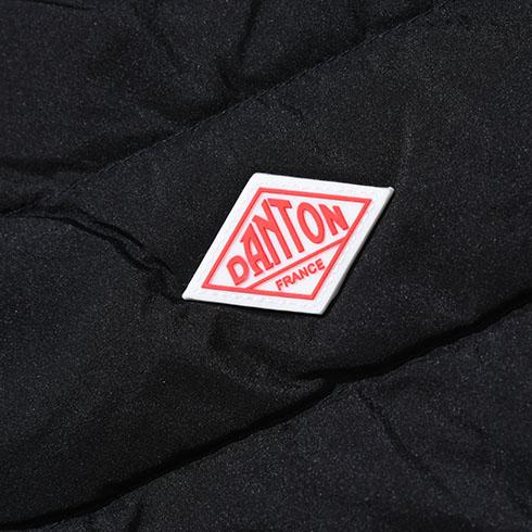 DANTON (ダントン)<br>ライトダウン フードジャケット Men's<br> 【JD-8032】