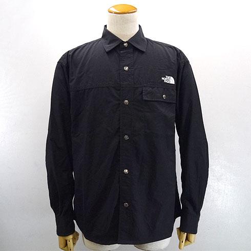 THE NORTH FACE<br>【ザ・ノース・フェイス】<br>L/S Nuptse Shirt/ロングスリーブヌプシシャツ Men's