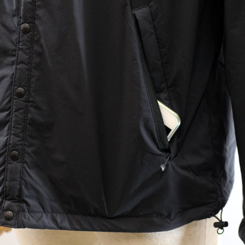 DANTON<br>【ダントン】<br>ナイロンプリマロフト フードジャケット Men's<BR>【JD-8954 SET】