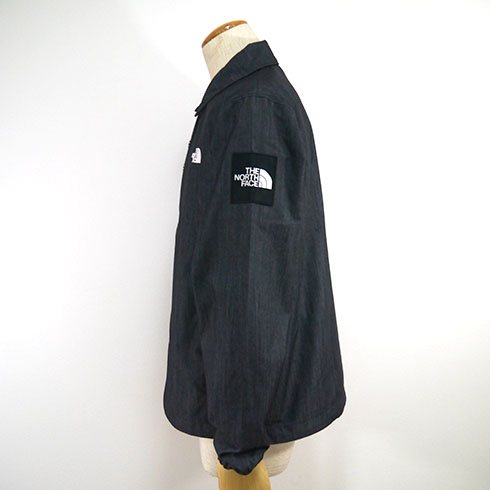 THE NORTH FACE (ザ・ノース・フェイス)<br>GTX Denim Coach Jacket Men's/GTXデニムコーチジャケット<br> 【NP12042】