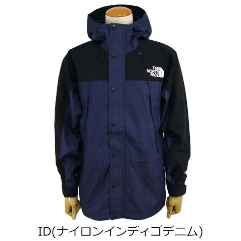 THE NORTH FACE (ザ・ノース・フェイス)<br>Mountain Light Denim Jacket Men's/マウンテンライトデニムジャケット<br> 【NP12032】