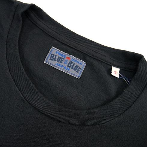 BLUE BLUE JAPAN<br>チャワンフジ Tシャツ  【700085142】<br>ブルーブルージャパン