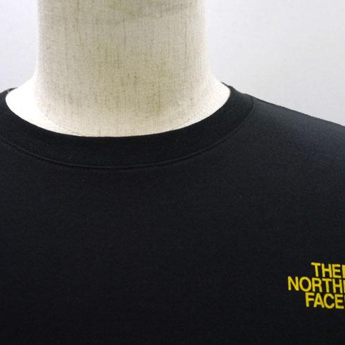 THE NORTH FACE<br>【ザ・ノース・フェイス】<br>S/S Square Logo Tee/ショートスリーブスクエアロゴティー Men's