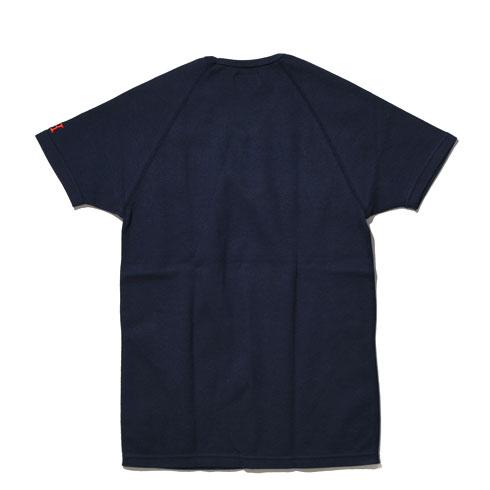 HOLLYWOOD RANCH MARKET<br>ストレッチフライス Vネック ショートスリーブ Tシャツ 【700070180】<br>ハリウッド ランチ マーケット V/N S/S