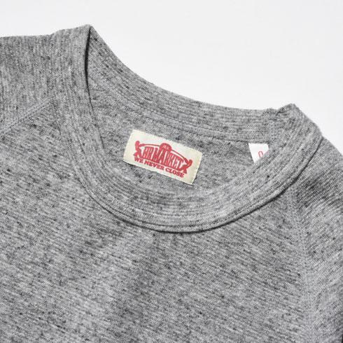 HOLLYWOOD RANCH MARKET<br>ストレッチフライス クルーネック ハーフスリーブ Tシャツ 【700025007】<br>ハリウッド ランチ マーケット C/N H/S