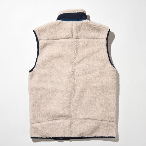 patagonia<br>Ms Classic Retro-X Vest 【23048】<br>パタゴニア メンズ クラシック レトロX ベスト