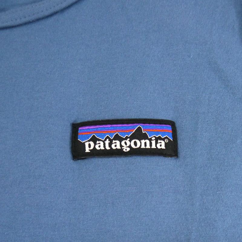 patagonia<br>Ms P-6 Label Organic Tank  【38550】<br>パタゴニア メンズ P-6ラベル オーガニック タンク