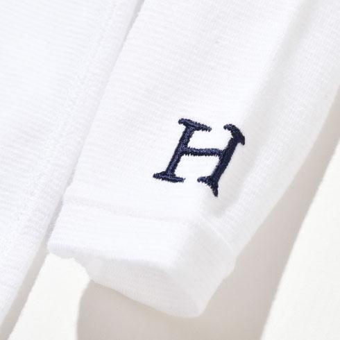 HOLLYWOOD RANCH MARKET<br>ストレッチフライス ロングスリーブ Tシャツ キッズ 【700045434】<br>ハリウッド ランチ マーケット Kids C/N L/S