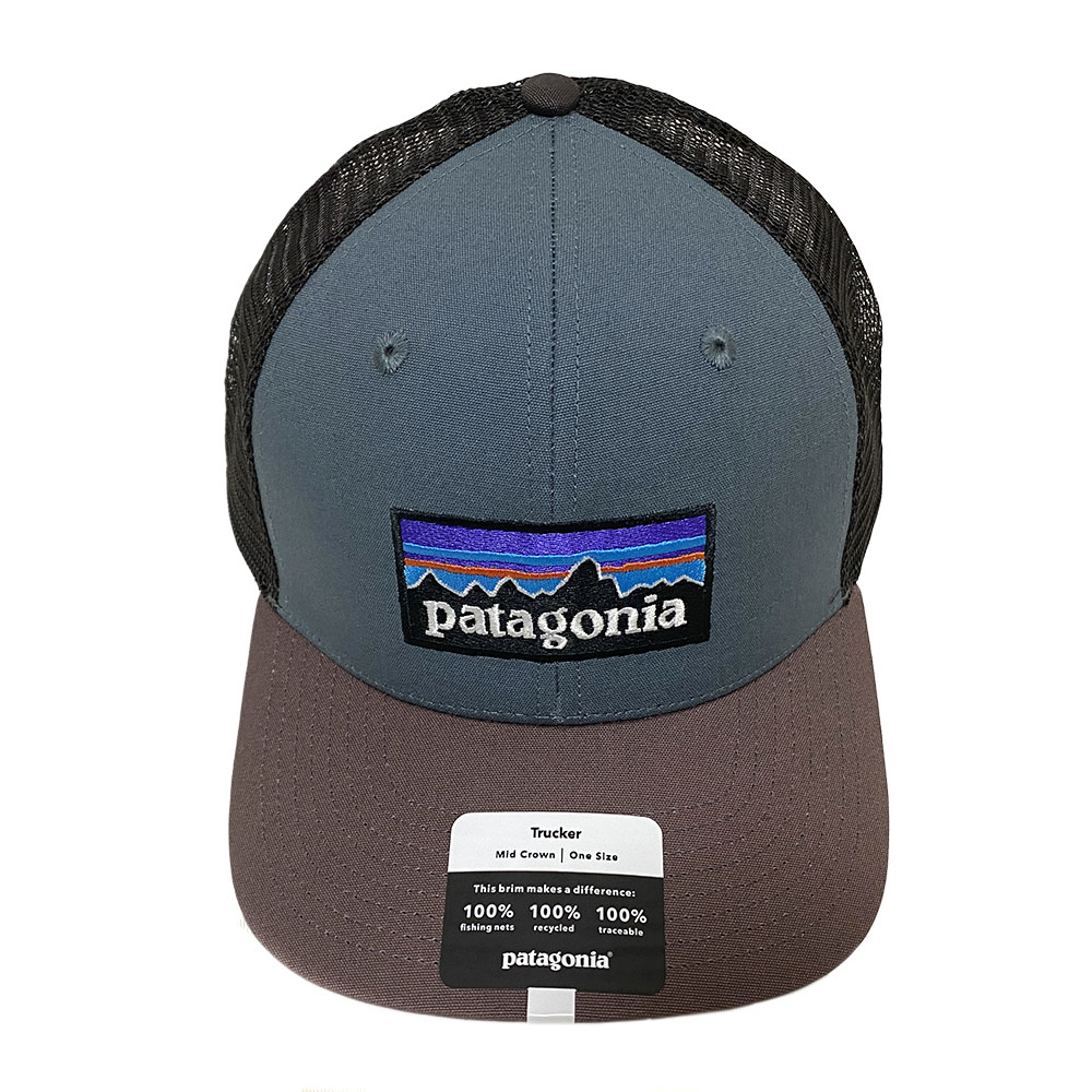 patagonia<br>P-6 Logo Trucker Hat  【38289】<br>パタゴニア P-6ロゴ トラッカー ハット
