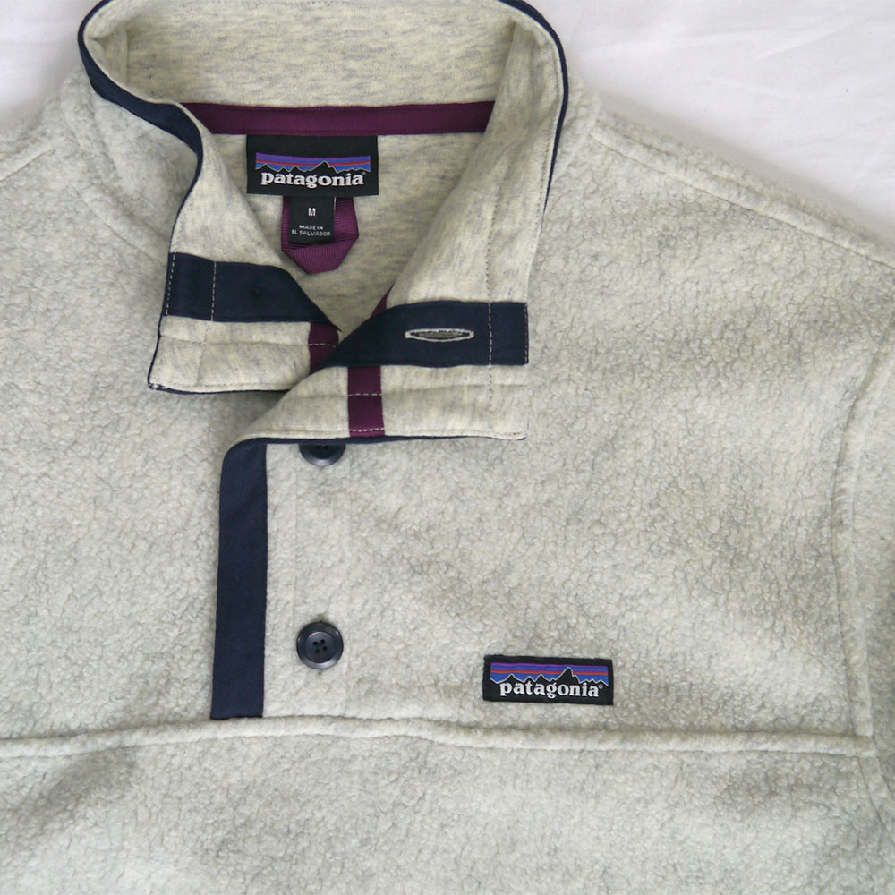patagonia<br>Ms Shearling Button P/O  【26140】<br>パタゴニア メンズ シアーリング ボタン プルオーバー