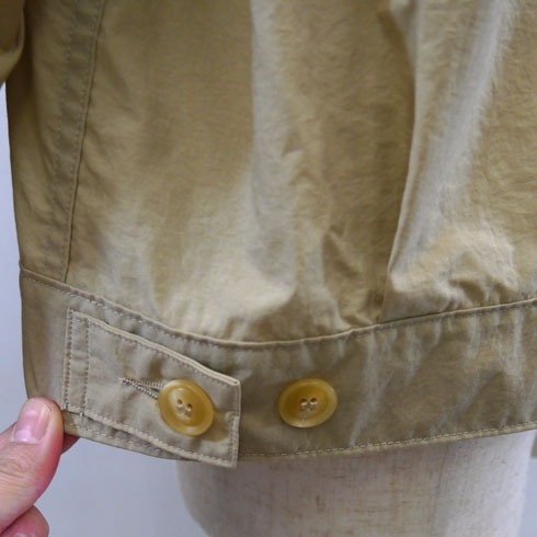 DANTON<br>【ダントン】<br>ナイロンタフタ ショートジャケット Lady's<BR>【JD-8947 NTF】