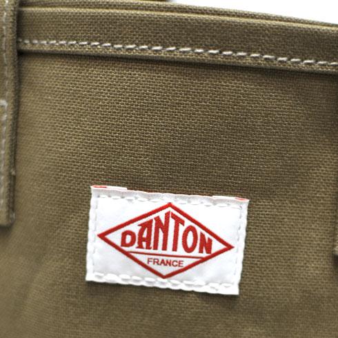 DANTON<br>【ダントン】<br>コットンキャンバス 2WAYトートバッグ<br>【JD-7100 SCV】