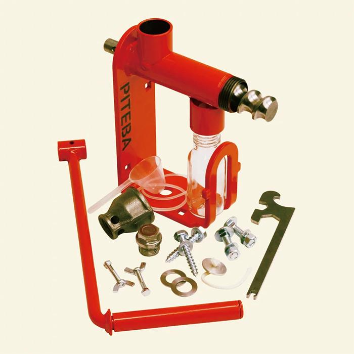 PITEBA 家庭用手動式オイル搾り機