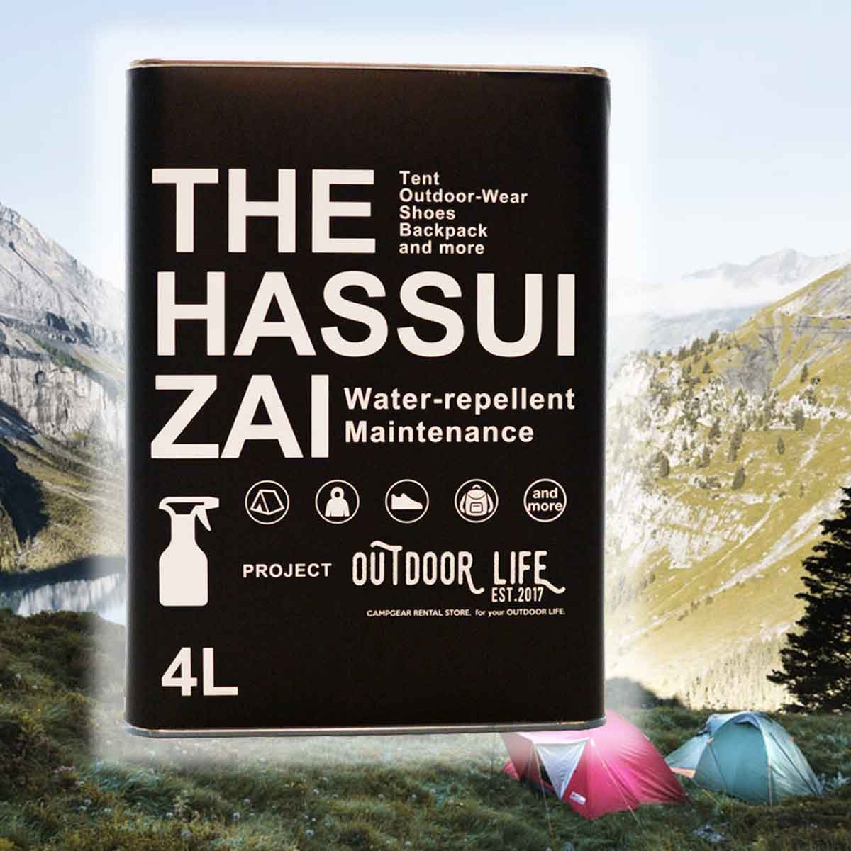 THE HASSUIZAI 4L