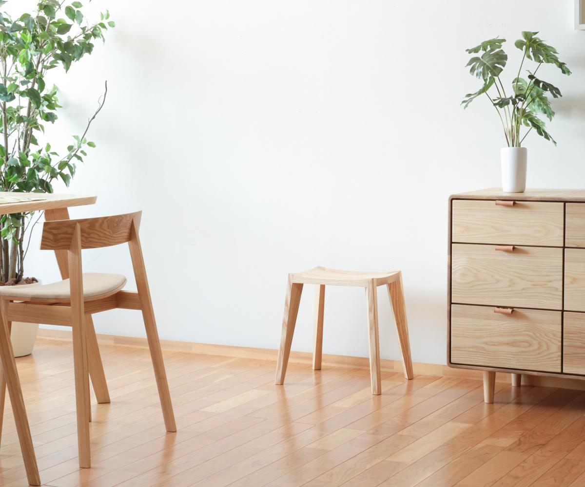 wedge stool