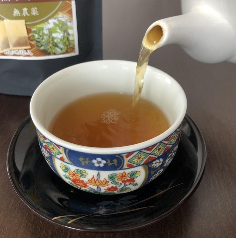 焙煎ムクナ豆茶 1包500ml用 4g×20包入り2袋セットのお得な健康茶