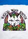 [予約・5月末納期] PUNK CAT FOOT BALL SHIRT