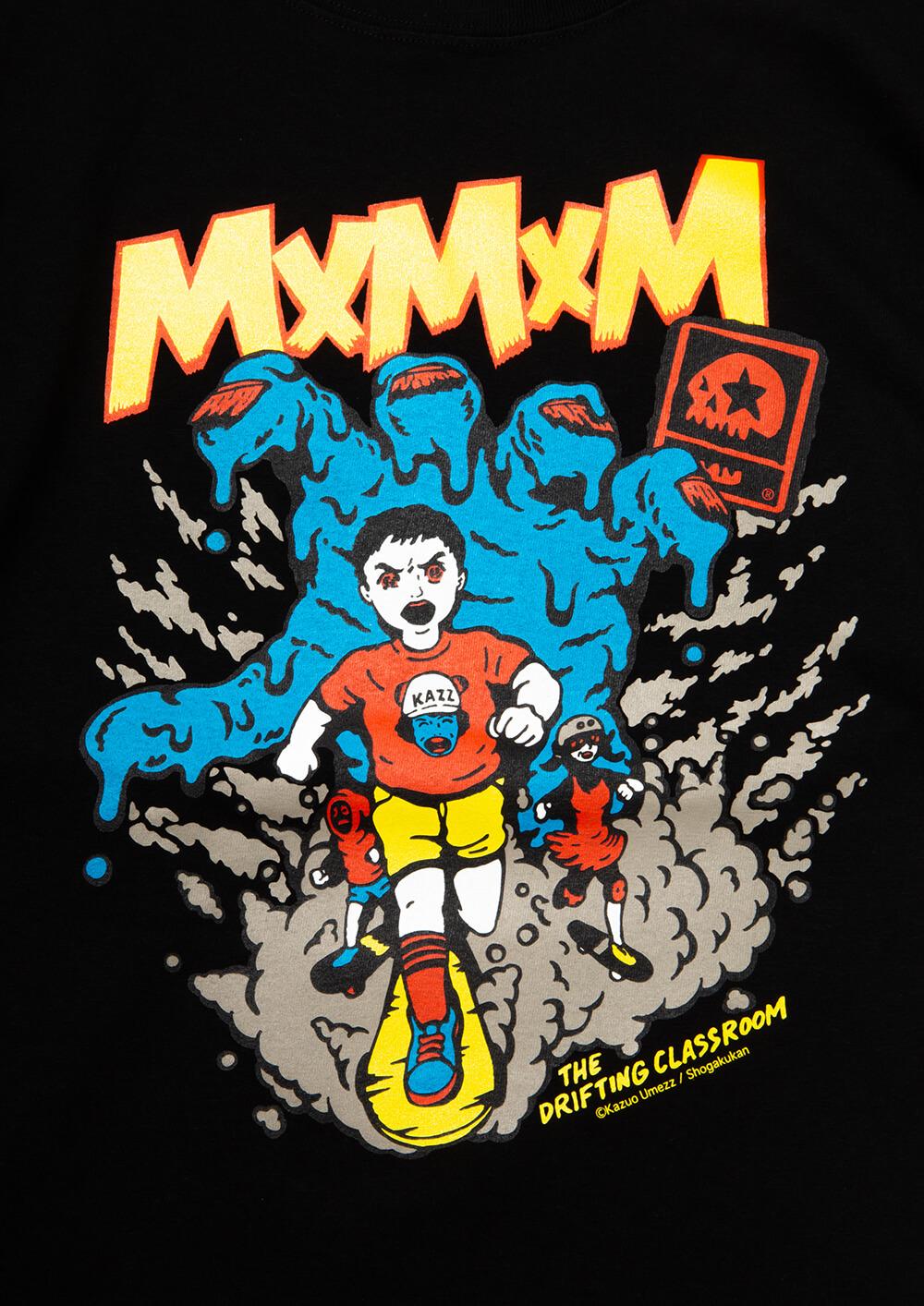 """[予約・5月末納期] 漂流教室 x MxMxM """"MxMxM教室"""" TEE"""