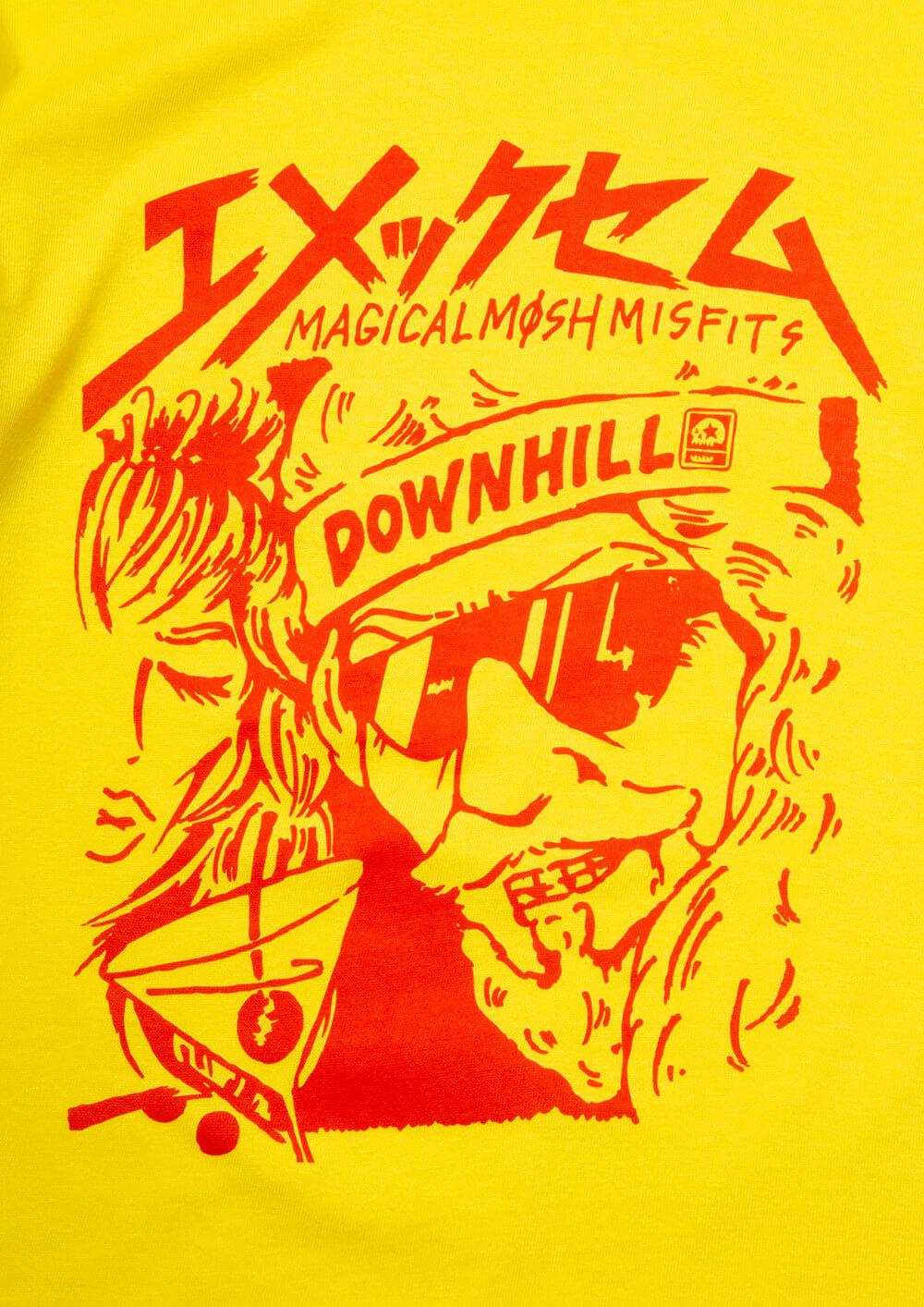 DOWNHILL TEE