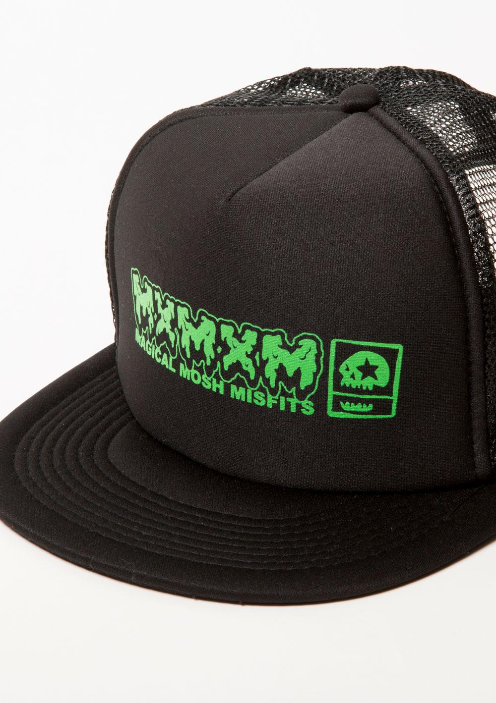 MAGICAL MOSH MISFITS CAP (MESH CAP)