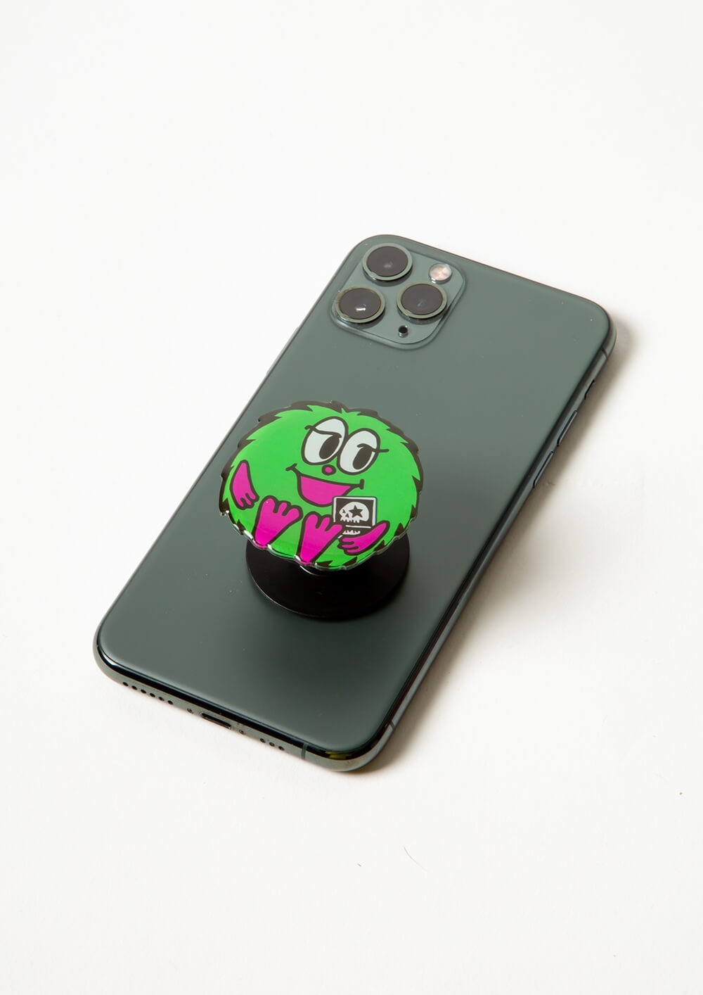 [SOLD OUT] かわいいちゃんのスマホグリップ (2WAY)