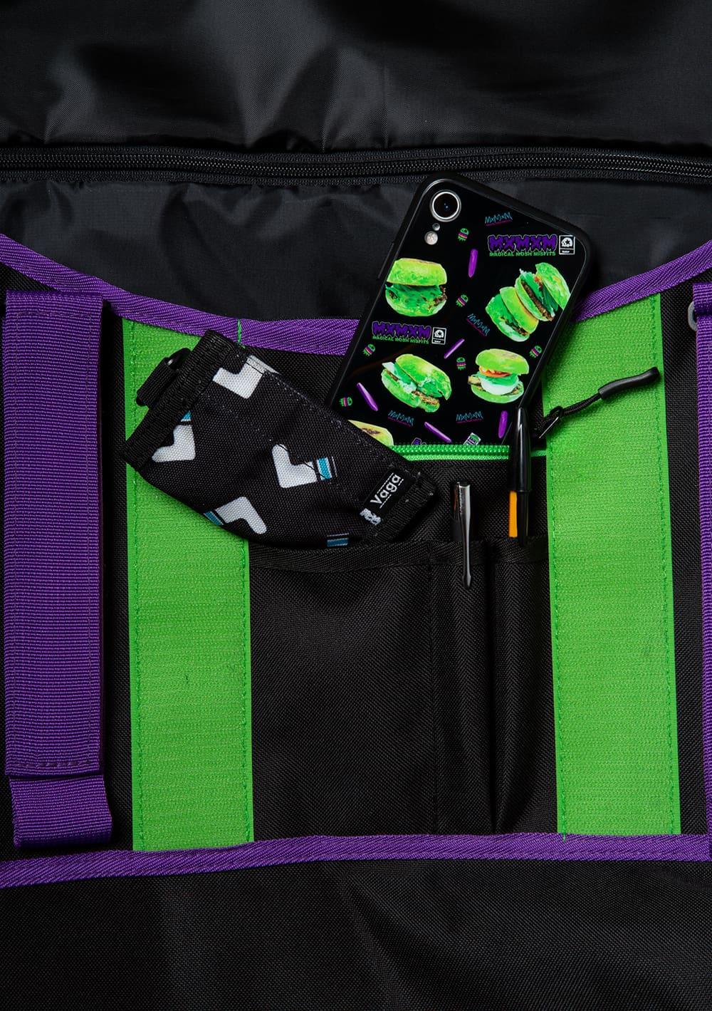 MAGICAL MOSH MESSENGER BAG