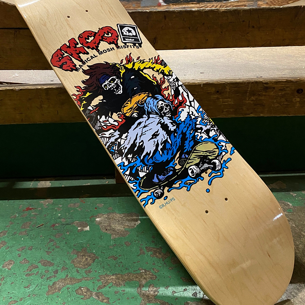 """[SOLD OUT] SK∞ エスケーエイト x MxMxM """"SK∞ エスケーエイト ZOMBIES"""" DECK"""