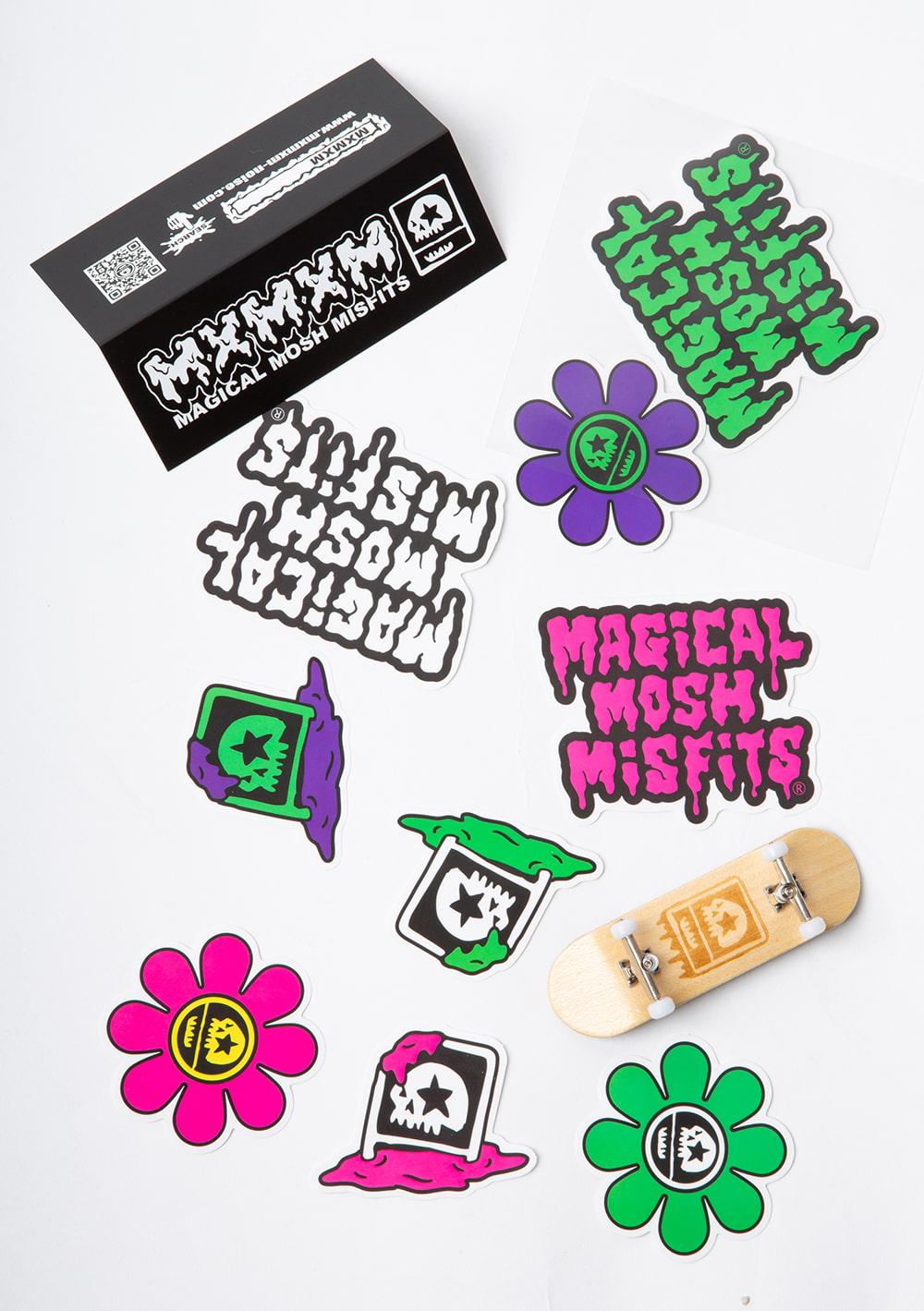[SOLD OUT]MxMxM STICKERx9 PACK