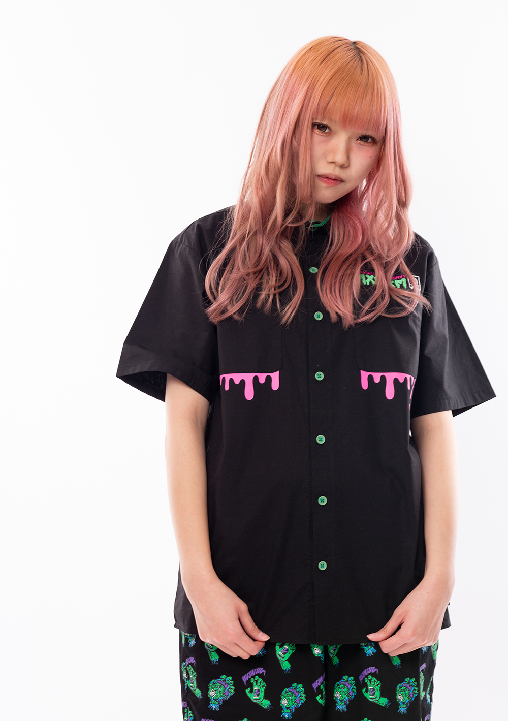 [SOLD OUT] MxMxM どろどろシャツ