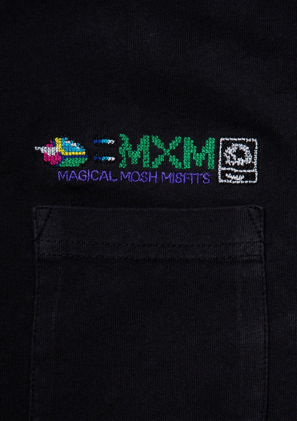 "[SOLD OUT] FANTASY ZONE x MxMxM ""OPAOPA MOSH MISFITS"" POCKET TEE"