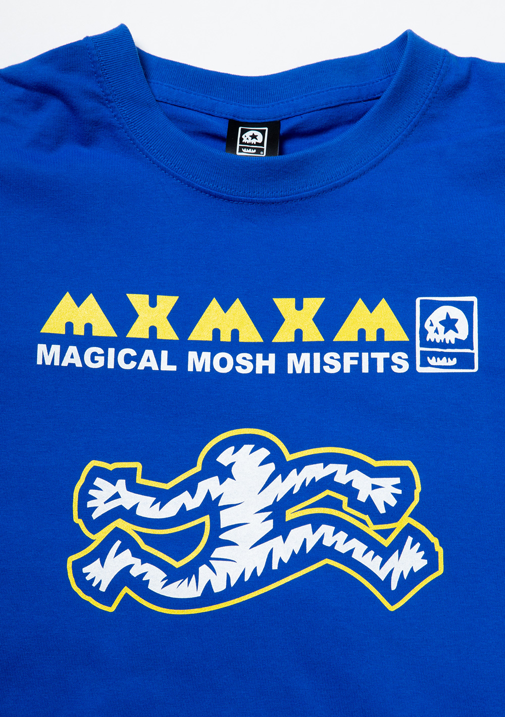 "AIRWALK x MxMxM ""MAGICAL MOSH OLLIEMAN"" TEE"