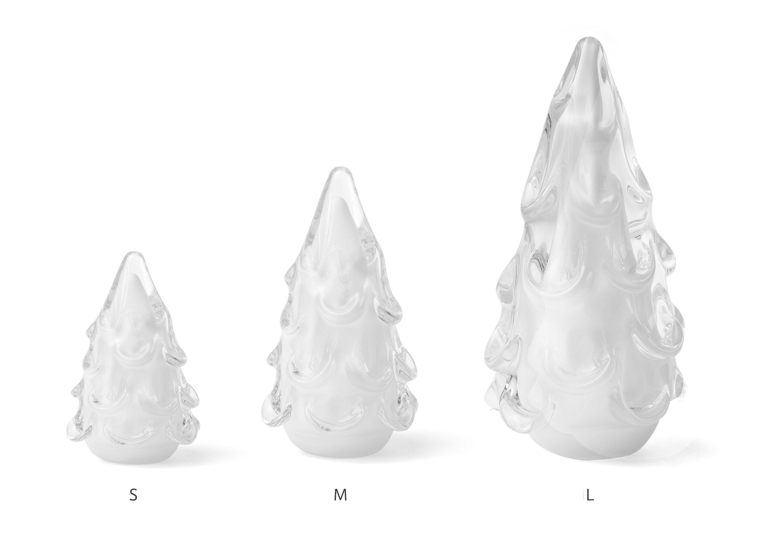 GLASS TREE / White(S)