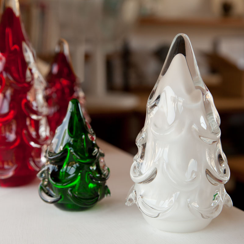 GLASS TREE / White(M)